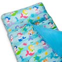 Mermaids Nap Mat, Personalized Sleeping Bags | Kids Sleeping Bags | ABaby.com