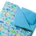 Mermaids Sleeping Bag, Personalized Sleeping Bags | Kids Sleeping Bags | ABaby.com