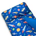 Out of this World Nap Mat, Personalized Sleeping Bags | Kids Sleeping Bags | ABaby.com