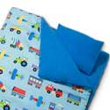 Trains Planes Trucks Sleeping Bag, Personalized Sleeping Bags | Kids Sleeping Bags | ABaby.com
