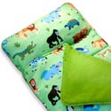 Wild Animals Nap Mat, Sleeping Bags | Kids Sleeping Bags | Toddler | ABaby.com