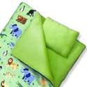 Wild Animals Sleeping Bag, Personalized Sleeping Bags | Kids Sleeping Bags | ABaby.com