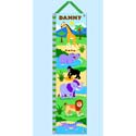 Wild Animals Growth Chart