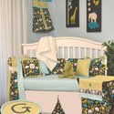 Gus Crib Bedding, Boy Crib Bedding | Baby Crib Bedding For Boys | ABaby.com