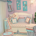 Lily Matilda Crib Bedding Collection, Baby Girl Crib Bedding | Girl Crib Bedding Sets | ABaby.com