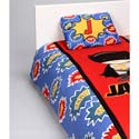 Personalized Batman Bedding Set,