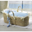 Splendid Moses Basket, Moses Baskets With Stands | Baby Moses Baskets | ABaby.com