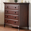 Mantova 4 Drawer Dresser, Children's Dressers | Kids | ABaby.Com