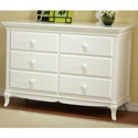 Mantova Double Dresser Changer, Dresser And Changing Table Combo | Nursery Dressers | ABaby.com