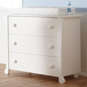 Manon 3 Drawer Dresser, Children's Dressers | Kids | Toddler | ABaby.Com