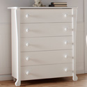 Manon 5 Drawer Dresser, Children's Dressers | Kids | ABaby.Com
