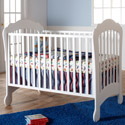 Manon Crib, Antique Baby Crib | Cradle | Designer Convertible Cribs | ABaby.com