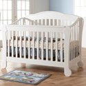 Manon Forever Crib, Davinci Convertible Cribs | Convertible Baby Furniture | ABaby.com