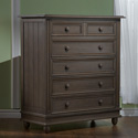Marina 5 Drawer Dresser, Children's Dressers | Kids | ABaby.Com