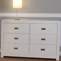 Novara Double Dresser Changer, Dresser And Changing Table Combo | Nursery Dressers | ABaby.com
