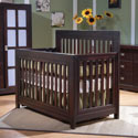 Novara Forever Crib, Davinci Convertible Cribs | Convertible Baby Furniture | ABaby.com