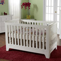 Presto Folding Crib, Antique Baby Crib | Cradle | Designer Convertible Cribs | ABaby.com