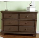 Torino Double Dresser Changer, Dresser And Changing Table Combo | Nursery Dressers | ABaby.com