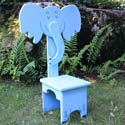 Whimsical Elephant Chair, African Safari Themed Nursery | African Safari Bedding | ABaby.com