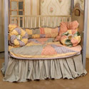 Storytime Crib Bedding, Gender Neutral Baby Bedding | Neutral Crib Bedding | ABaby.com
