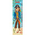 Pirate Growth Chart, Pirates Nursery Decor | Pirates Wall Decals | ABaby.com