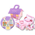 Bunny House, Personalized Baby Toys | Personalized Toys for Toddlers