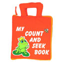 Personalized Count and Seek Book, Personalized Kids Toys | Baby Toys | ABaby.com