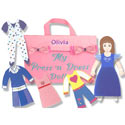 Press 'n Dress Doll Set, Personalized Kids Toys | Baby Toys | ABaby.com