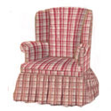 Plaid Swivel Glider Rocker, Kids Chairs | Personalized Kids Chairs | Comfy | ABaby.com