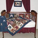 Allstar Crib Bedding, Boy Crib Bedding | Baby Crib Bedding For Boys | ABaby.com