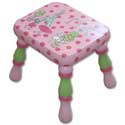 Poodle In Paris Stool, Paris Posh Themed Toys | Kids Toys | ABaby.com