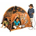 Tigeriffic Play Tent, Outdoor Playhouse | Kids Play Houses | Kids Play Tents | ABaby.com