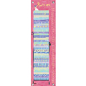 Princess And The Pea Growth Chart, Princess Nursery Decor | Princess Wall Decals | ABaby.com