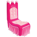 Kid's Princess Chair, Princess Themed Nursery | Girls Princess Bedding | ABaby.com