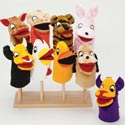 Puppet Stand, Creative Play | Creative Toddler Toys | ABaby.com