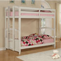 May Bunk Bed, Toddler Iron Bunk Beds | Kids Bunk Beds | ABaby.com