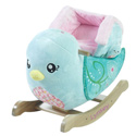 Personalized Bitsy Bird Rocker