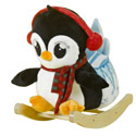 Chilly the Penguin Rocker, Kids Rocking Horse | Personalized Rocking Horses | ABaby.com