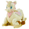 Princess Pony Rocker, Kids Rocking Horse | Personalized Rocking Horses | ABaby.com