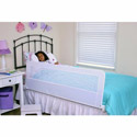 Swing Down Extra Long Portable Bed Rail, Toddler Bed Rail | Bed Safety Rails | ABaby.com