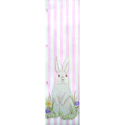 Hippity Hop Growth Chart, Bunnies Nursery Decor | Bunnies Wall Decals | ABaby.com