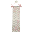 Graceful Chevron Growth Chart, Personalized Baby Growth Chart for Girls & Boys