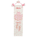 Personalized Ballet Growth Chart, Prima ballerina Themed Nursery | Girls ballerina Bedding | ABaby.com