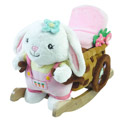 Personalized Beatrice Bunny Rocker