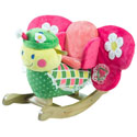 Personalized Bonita Butterfly Rocker