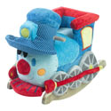 Personalized Trax the Train Rocker