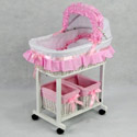 Julia Doll Bed, Baby Doll House | Accessories | Doll Furnitutre Sets