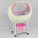 Megan Doll Bed, Baby Doll House | Accessories | Doll Furnitutre Sets