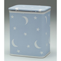 Moon and Stars Laundry Hamper, Kids Shelves | Baby Wall Shelves | Nursery Storage | ABaby.com