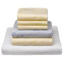 Multi-use Set of 6 Mattress Protectors, Cradle Mattress Cover | Cradle Bumper Pads | ABaby.com